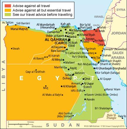 Egitto Cartina Turistica.Egitto Situazione Esplosiva Liberticida Il Blog