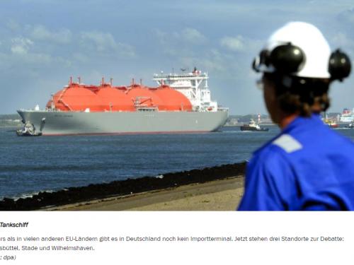 Guerra? No, è solo gas. Il cuneo Berlino Mosca Washington e il cuneo Italia Usa Russia