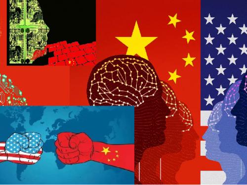 Web trend, cyberwarfare: USA VS CHINA