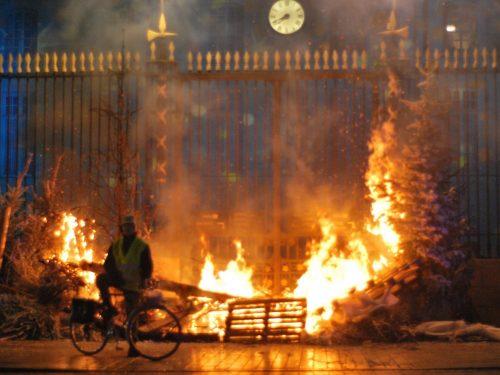 Francia: tutto bene sul fronte dei gilet gialli
