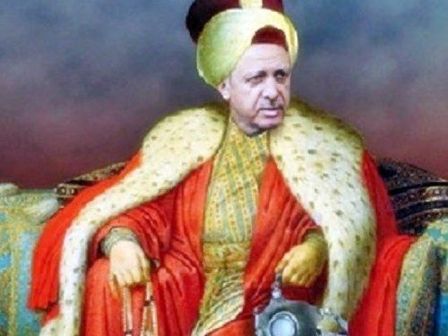 La mano del Sultano sulla Libia