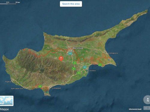 Tensioni sui giacimenti di petrolio e gas nel Mediterraneo orientale